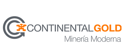 Continental Gold Colombia logo